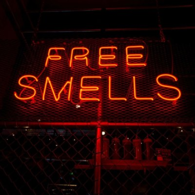 Tip 1 Make sure your healthy food smells good.